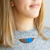 Naomi necklace - blue - Jewellery - Turpentine - 2