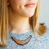Stella necklace - copper - Jewellery - Turpentine - 2