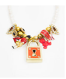 Eclectic Shock Necklace