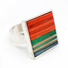 Skateboard square ring - Jewellery - Thrashion - 2