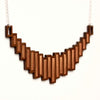 Stella necklace - copper - Jewellery - Turpentine - 3