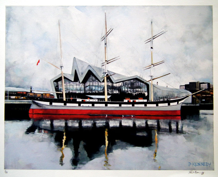 The Tall Ship, Glenlee - Limited Edition