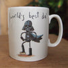 World's best da' mug - Houseware - The Grey Earl - 1