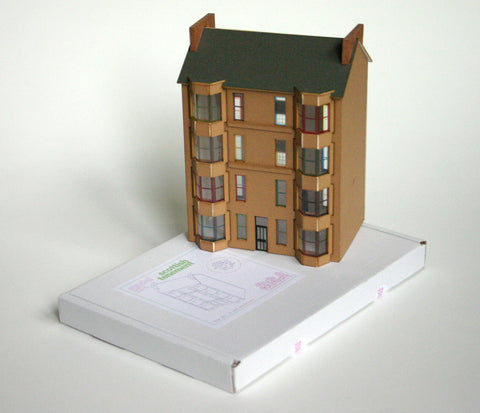 Scottish Tenement Kits - Blonde sandstone