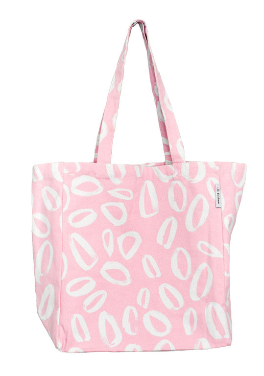 Pink over sized tote bag - Houseware - Jill Kirkham - 1