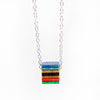 Skateboard cube necklace - Jewellery - Thrashion - 5