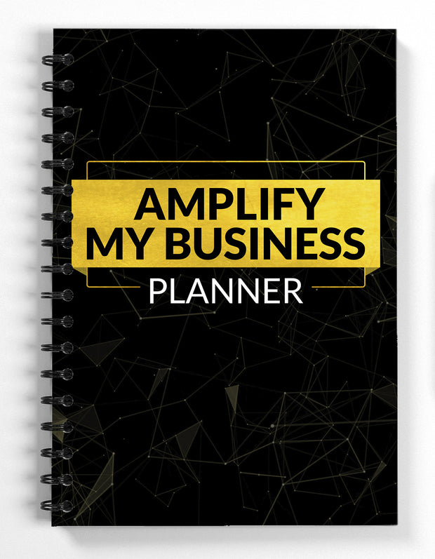 The Amplify My Business Planner