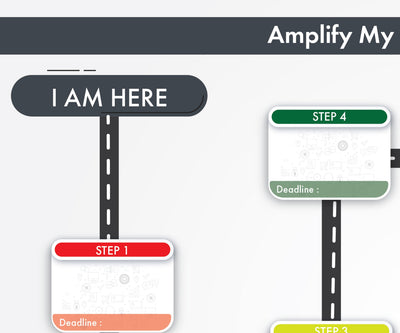 Amplify My Plan Roadmap