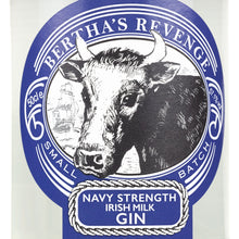Load image into Gallery viewer, Bertha's Revenge Navy Strength Gin (50cl)