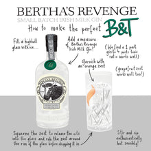 Load image into Gallery viewer, Bertha's Revenge Gin (5cl) - sold in packs of 12