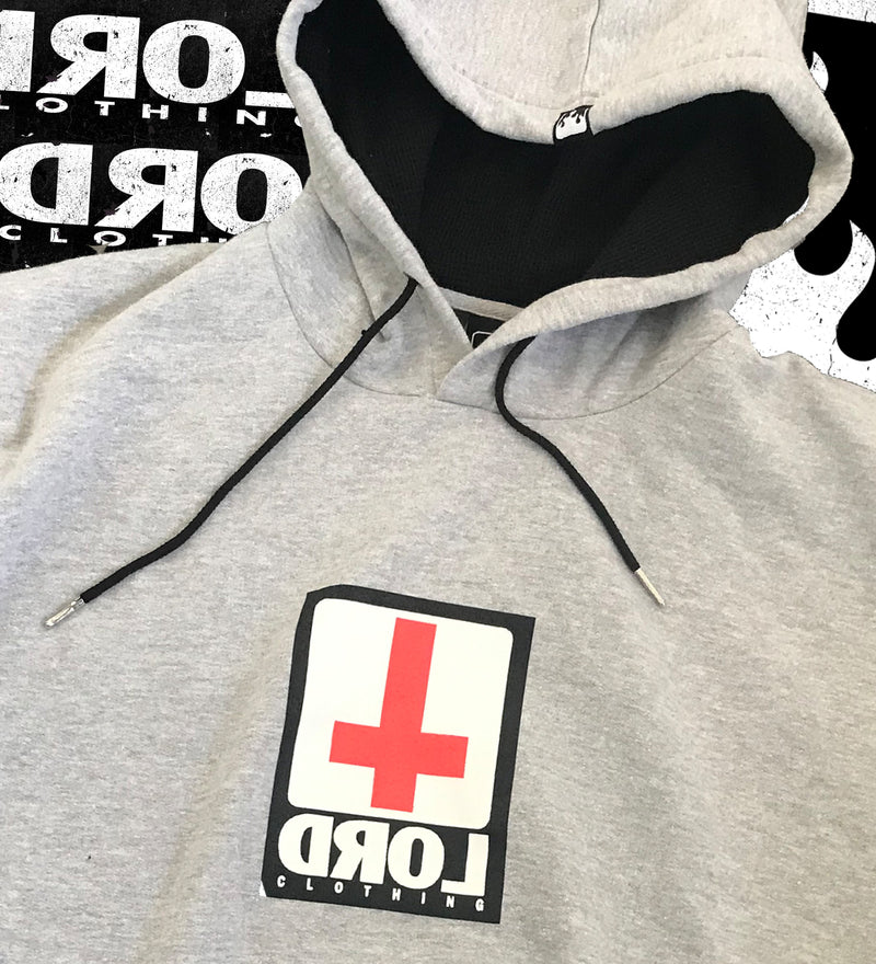 Lucero Cross Hooded Sweatshirt