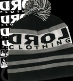 Backwards Bobble Beanie