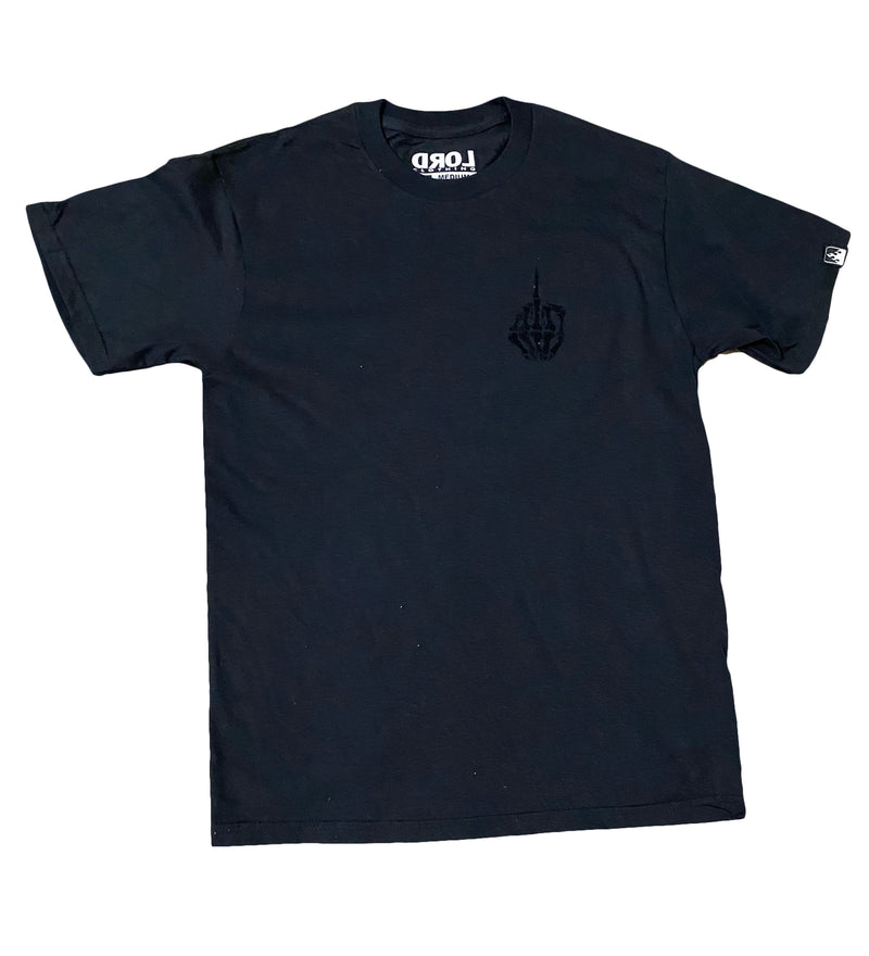 Fids Finger T-Shirt (Black)