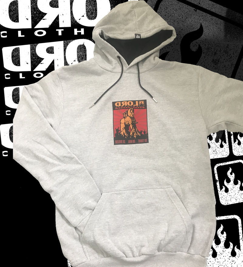Trojan Horse Hooded Sweatshirt