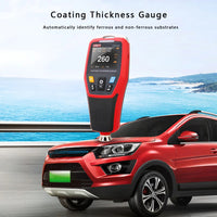 Coating Thickness Gauge Automobile Paint Thickness Tester