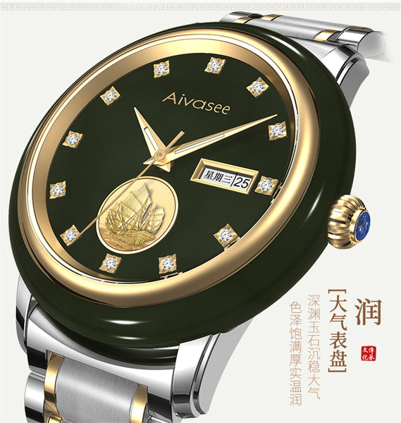 Mechanical Automatic Watch Women-Men New Technology