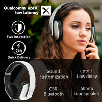 Wireless Headphone Bluetooth Stereo With Mic-NFC