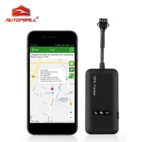 Mini GPS Car Tracker-For Car 12-36 V Google Maps Real time Tracking Free APP
