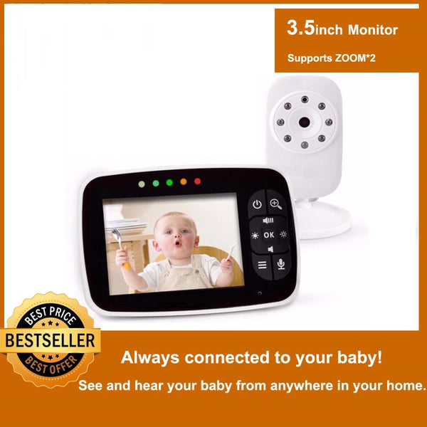 Wireless-Baby-Camera-Video-Stream-Night-Vision-Voice-Call-Temperature-Monitor - New Technology Online