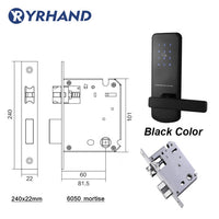 Smart Electronic Door Lock Keypad Remote Control New Technology
