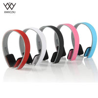 Wireless Stereo Headphone Bluetooth With Microphone
