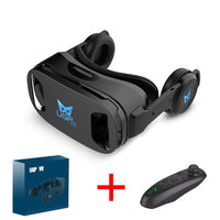 3D Glasses-Headset-Virtual Reality-3D Movies & Games New Technology