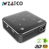 Portable--3D--Smart HD Projector
