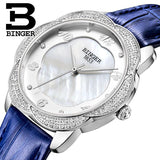 Switzerland Women Watch Quartz With Sapphire Crystal