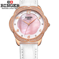 Women Watch Quartz With Sapphire Crystal