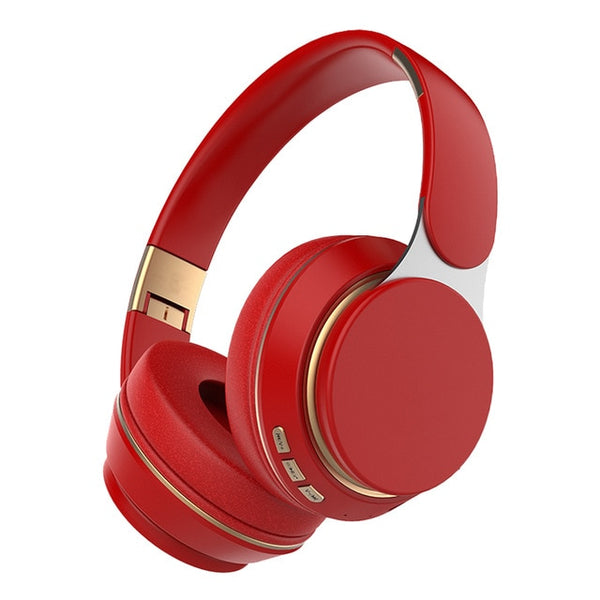 Wireless Headphone-Controlable Stereo-Bluetooth-Foldable-New Technology