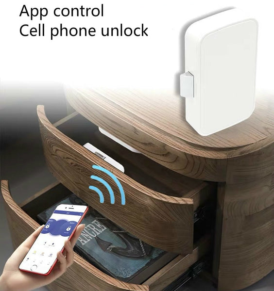 Intelligent Wireless Lock Bluetooth-App control-New Technology