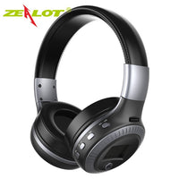 Wireless Headphone Stereo-Bluetooth-Microphone