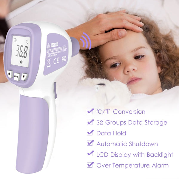 Infrared Thermometer -LCD New Technology