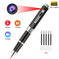 Multi Functions Pen-HD Camera-Noise Canceling-Digital Voice Sound Recorder-Writing
