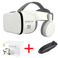 3D VR Virtual Reality Headset for Smartphone -Wireless-New Technology