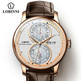 Men Automatic Mechanical Watch Waterproof