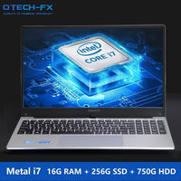 Laptop 15.6 Inch 16G RAM 1TB HDD i7 For Business And Gaming