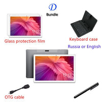 "Tablet 1920X1200 4G LTE 10.1""- 4GB RAM-128GB ROM-Android 8.0"