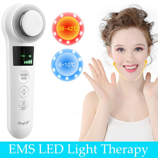 Skin Rejuvenation Device-Face Massage & Tightening-Wrinkles Remover