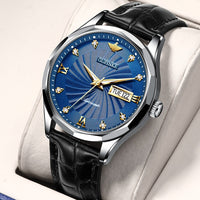 Men Mechanical Automatic Watch Waterproof