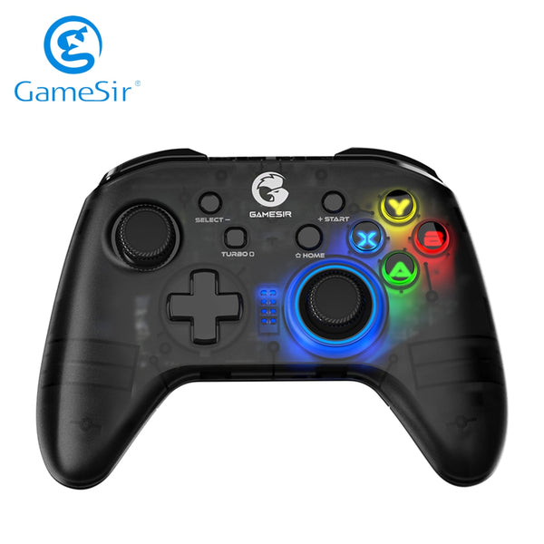 Wireless Gamepad Controller Bluetooth Joystick
