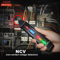 Voltage Detector Pen Non-Contact AC Voltage Tester Live Wire