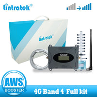 Signal Booster LTE 1700/2100MHz Cell Phone Amplifier B4