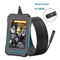 Industrial Endoscope Dual Camera 1080P 4.3 inch IPS Screen Waterproof
