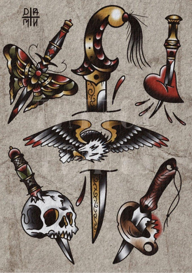 Traditional Daggers