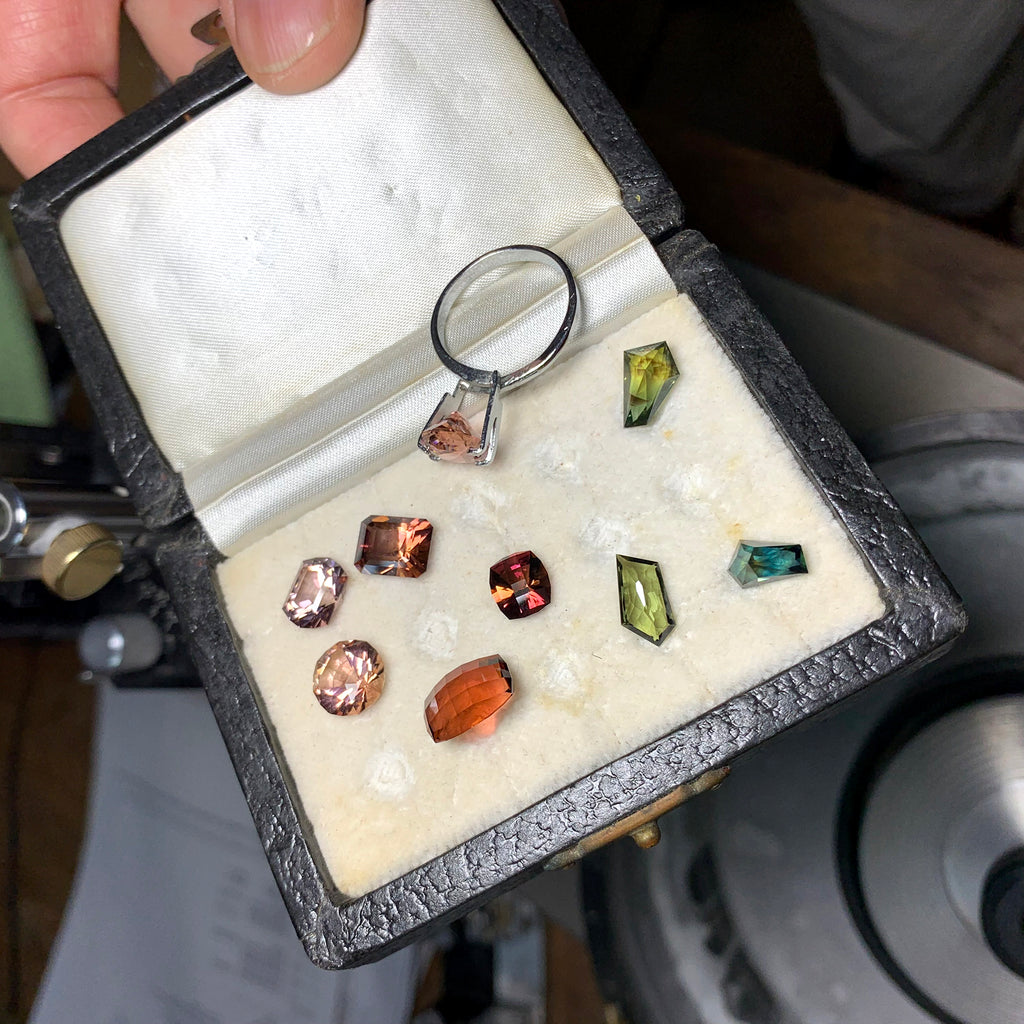 Selecting Gems with Mark Nuell