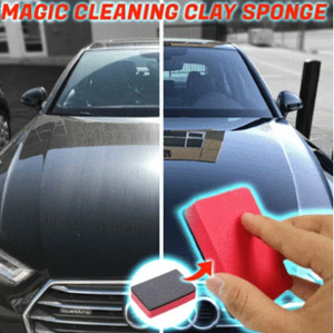 Magic Cleaning Clay Sponge