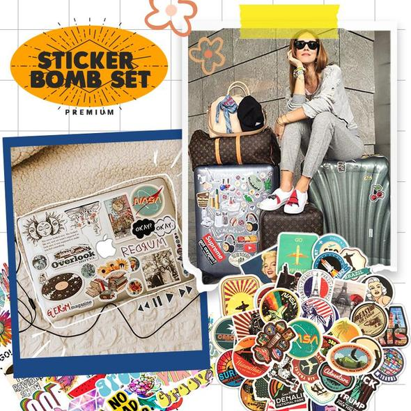 Sticker Bomb Set