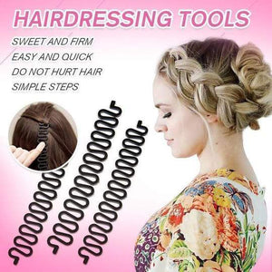 Hairdressing Tools Hair Styling Tool Kit