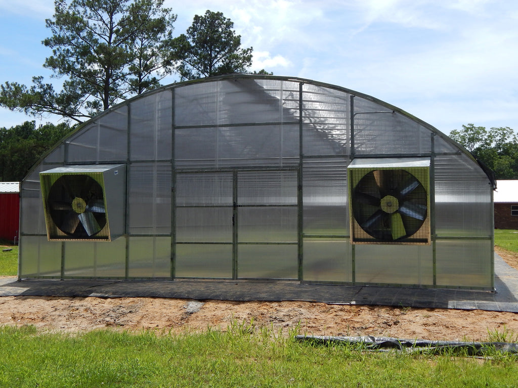 How to Ventilate Your Greenhouse